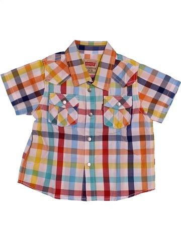 Camisa de manga corta niño LEVI'S beige 2 años verano #1542442_1
