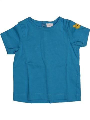 Camiseta de manga corta niño DISNEY azul 9 meses verano #1542524_1