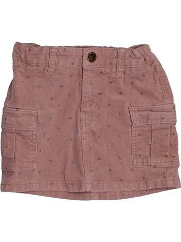 Jupe fille H&M violet 5 ans hiver #1542676_1