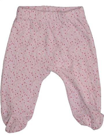 Pantalón niña VERTBAUDET gris 6 meses invierno #1542786_1