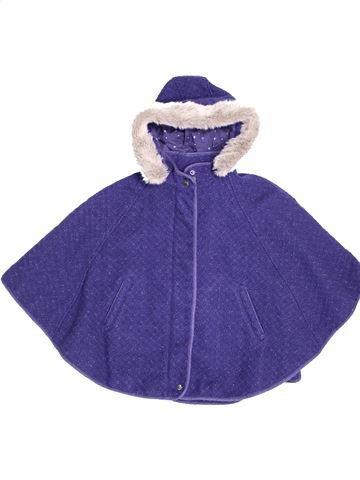 Abrigo niña VERTBAUDET azul 8 años invierno #1543243_1