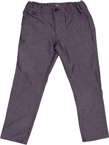 Pantalon garçon SERGENT MAJOR gris 3 ans hiver #1543585_1