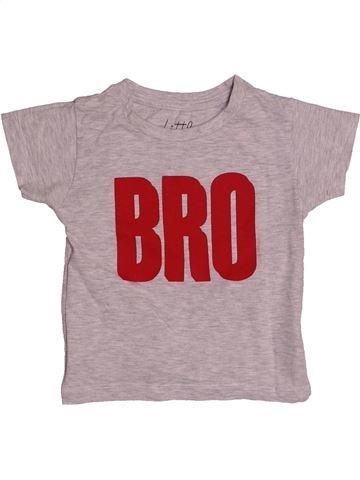 T-shirt manches courtes garçon LITTLE ELEVEN PARIS rose 2 ans été #1543689_1
