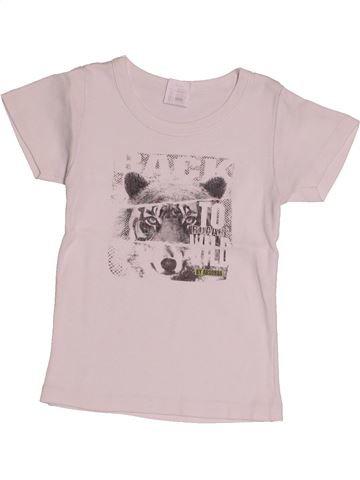 T-shirt manches courtes garçon ABSORBA rose 4 ans été #1543888_1