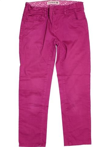 Pantalon fille OKAIDI rose 14 ans hiver #1544016_1