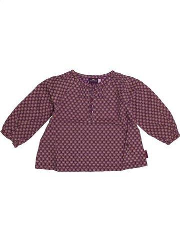 Blouse manches longues fille SERGENT MAJOR violet 2 ans hiver #1544247_1