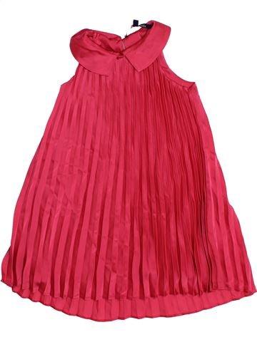 Robe fille LILI GAUFRETTE rose 4 ans été #1544319_1