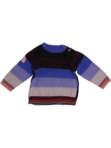 jersey niño CATIMINI azul 12 meses invierno #1544352_1