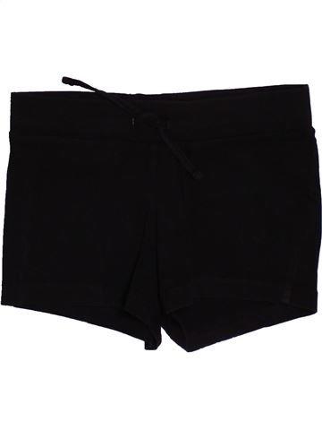 Short - Bermuda fille H&M noir 9 ans été #1544458_1