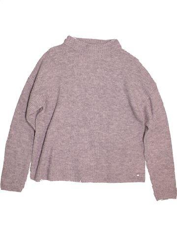 Pull fille TOM TAILOR violet 15 ans hiver #1545083_1
