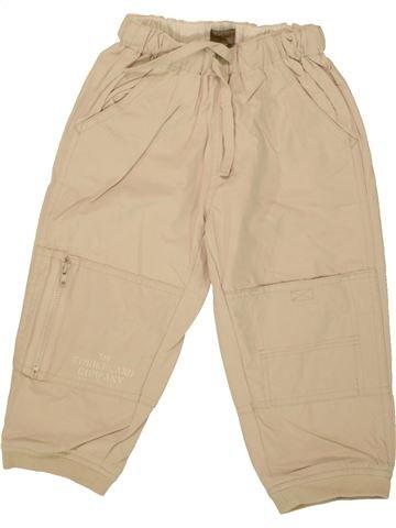 Pantalon garçon TIMBERLAND beige 18 mois hiver #1546337_1