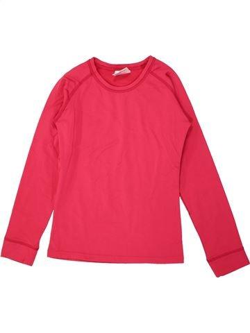 Sportswear fille CRANE rouge 10 ans hiver #1546402_1