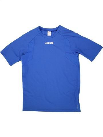 Maillot de sport garçon KIPSTA bleu 12 ans été #1547044_1