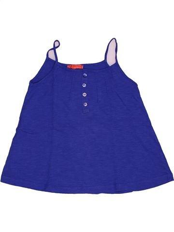 Camiseta sin mangas niña LISA ROSE azul 8 años verano #1548202_1