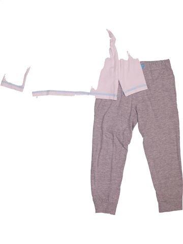 Pyjama 2 pièces garçon DISNEY gris 3 ans hiver #1548826_1
