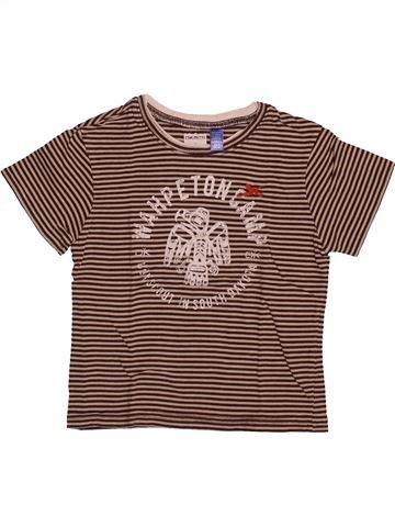 T-shirt manches courtes garçon OKAIDI violet 3 ans été  1549869 1 6776757163e