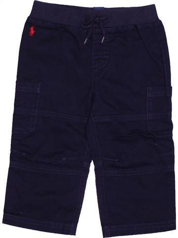 Pantalon garçon RALPH LAUREN noir 12 mois hiver #1552357_1