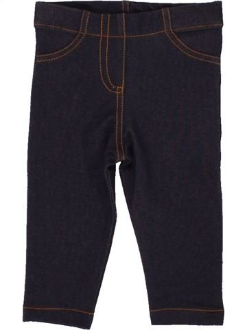 Legging fille MONSOON bleu foncé 6 mois hiver #1552835_1