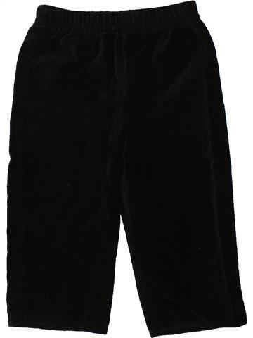 Pantalón niño IN EXTENSO negro 18 meses invierno #1553286_1