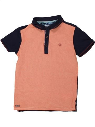 Polo de manga corta niño TED BAKER naranja 8 años verano #1554425_1