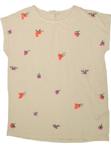 Camiseta de manga corta niña BHS beige 13 años verano #1554785_1
