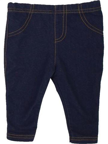 Pantalón niña EARLY DAYS azul 6 meses verano #1555034_1