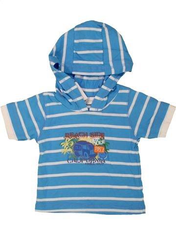 Camiseta de manga corta niño EARLY DAYS azul 3 meses verano #1555623_1