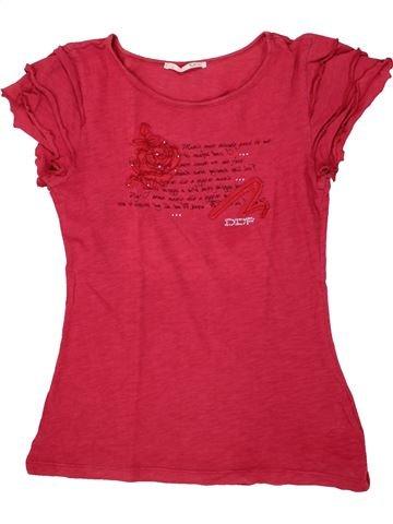 Camiseta de manga corta niña DDP rosa 14 años verano #1556323_1