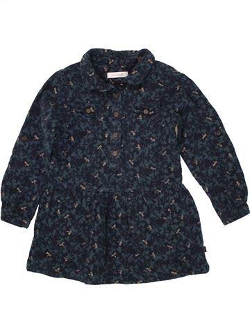 Robe fille OKAIDI noir 3 ans hiver #1556369_1