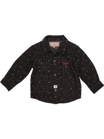 Chemise manches longues garçon LEE COOPER noir 18 mois hiver #1556765_1