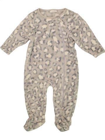 Robe de chambre fille NEXT BABY beige 9 mois hiver #1556915_1