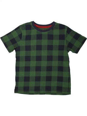 T-shirt manches courtes garçon PEP&CO bleu 6 ans été #1557191_1