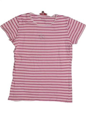 Camiseta de manga corta niña LISA ROSE rosa 10 años verano #1557702_1