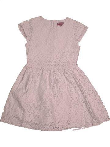 Robe fille LISA ROSE gris 10 ans été #1558323_1