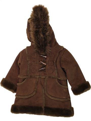 Manteau fille BABYGAP marron 2 ans hiver #1559483_1