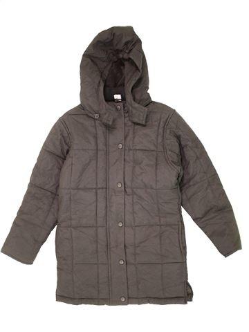 Manteau fille ADAMS gris 10 ans hiver #1560185_1
