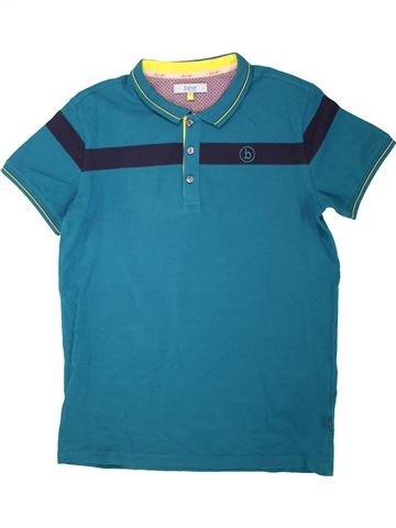 Polo de manga corta niño TED BAKER azul 13 años verano #1560494_1