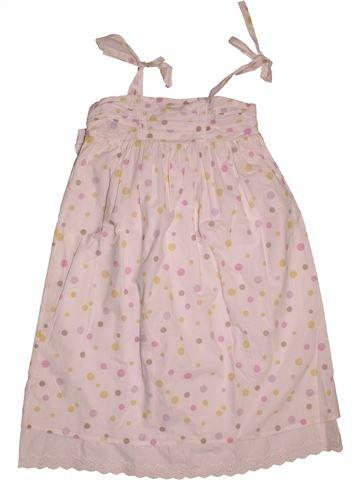 Robe fille LISA ROSE rose 12 ans été #1561433_1