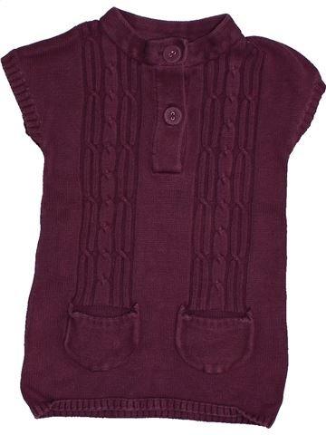 Robe fille TAPE À L'OEIL violet 18 mois hiver #1561560_1