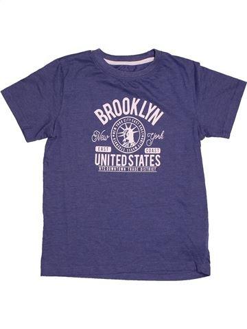 T-shirt manches courtes garçon PRIMARK violet 11 ans été #1562009_1