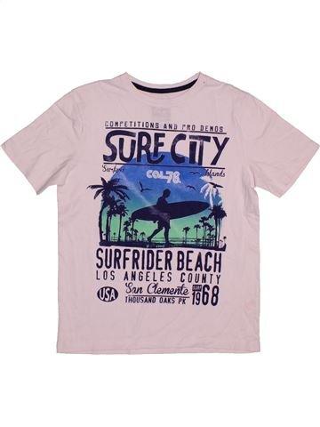 T-shirt manches courtes garçon PRIMARK rose 10 ans été #1562474_1