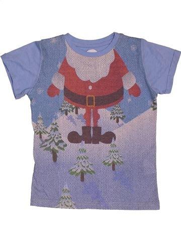 T-shirt manches courtes garçon PRIMARK gris 5 ans été #1562850_1