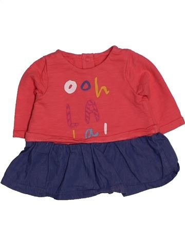 Robe fille MOTHERCARE rose 1 mois hiver #1563132_1