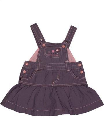 Robe fille P'TIT BISOU violet 6 mois hiver #1563458_1