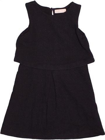 Robe fille ZARA noir 8 ans été #1563563_1
