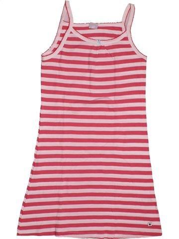 Chemise de nuit fille PETIT BATEAU rose 12 ans été #1563670_1