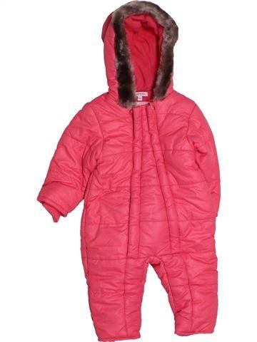 Mono-polar niña IN EXTENSO rosa 12 meses invierno #1564389_1