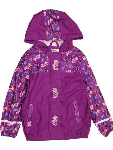 Parka - Trench fille LUPILU violet 6 ans été #1565167_1