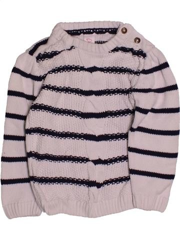 Pull fille C&A gris 2 ans hiver #1565741_1