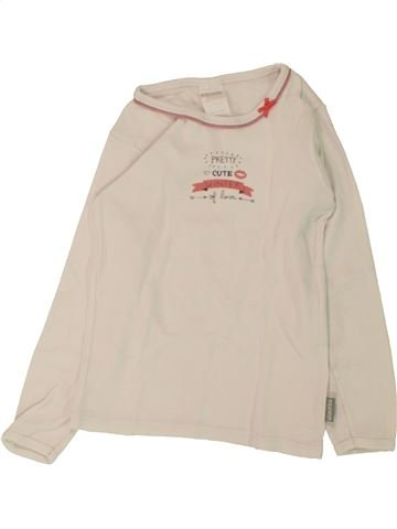 345a0304ebea2 T-shirt manches longues fille ABSORBA beige 6 ans hiver  1584002 1